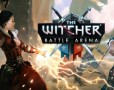 The Witcher Battle Arena portada