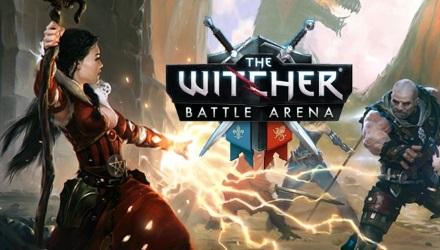 The Witcher Battle Arena portada