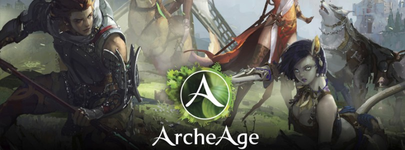 La versión 5.0 de ArcheAge se lanzará el 13 de noviembre