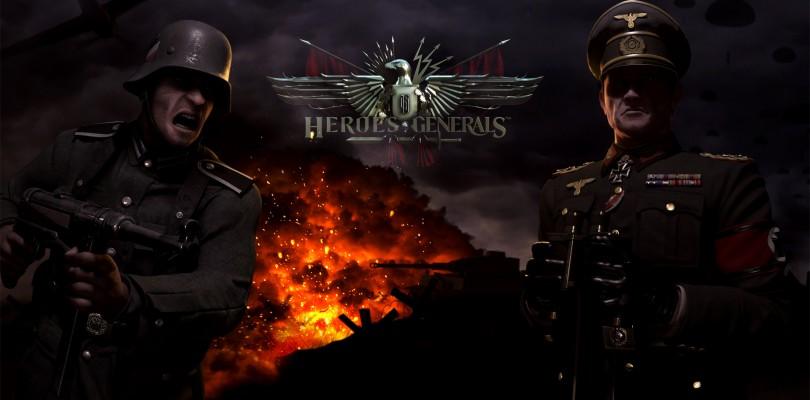 Heroes & Generals: Nueva actualización Timoshenko