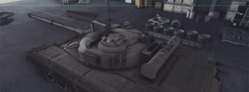 Armored Warfare nos presenta el modelo de tanque T-80