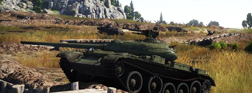 War Thunder: Gaijin Entertainment restaurará un tanque soviético