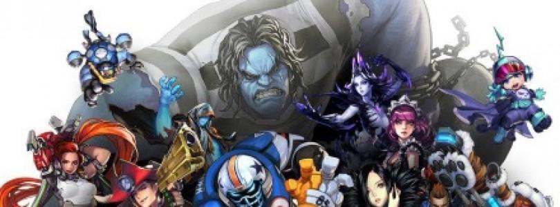 Masters x Master el moba de NCsoft