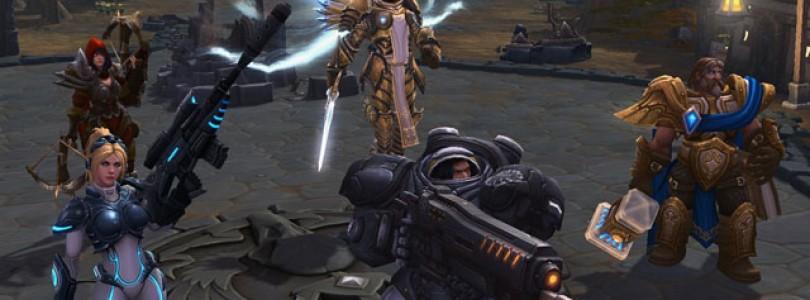 Comienza la fase final de la Alpha Técnica de Heroes of the Storm