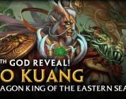 SMITE: Presentado Ao Kuang, el dios dragón
