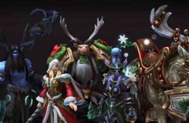 Heroes of the Storm: Nuevo evento navideño, skins y monturas
