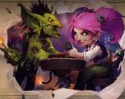 Actualización de Hearthstone – Las cartas de Goblins vs. Gnomos invaden la Arena