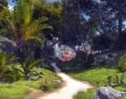 Skyforge: Naori Island presentada en una panorámica 3D