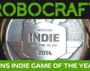 """Robocraft gana en IndieDB el premio al """"Mejor Juego Indie del año"""""""
