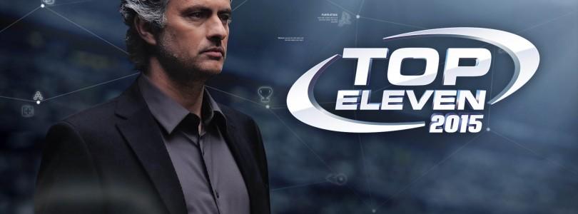 Lanzamiento de la nueva versión de Top Eleven 2015