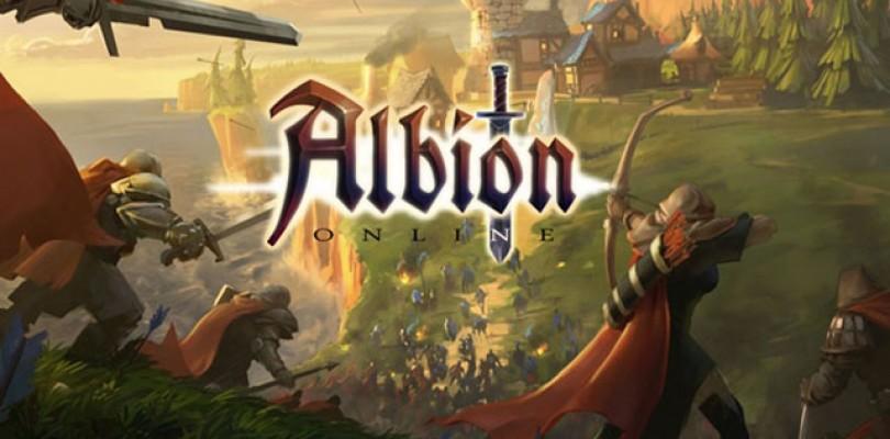 Albion Online extiende su beta cerrada y no sera free-to-play