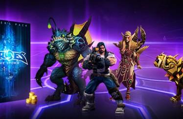 Consigue acceso a la beta de Heroes of the Storm con el Pack de Fundador