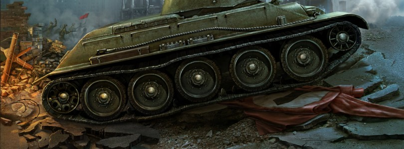 World of Tanks Generals: Abierto el registro para la beta cerrada