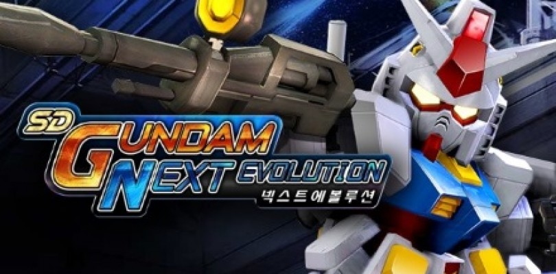 Bandai anuncia SD Gundam Next Evolution
