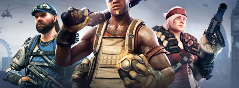 Arranca la beta cerrada en Steam de Dirty Bomb, nuevo shooter free-to-play