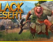 Black Desert: Gameplay con el Gigante