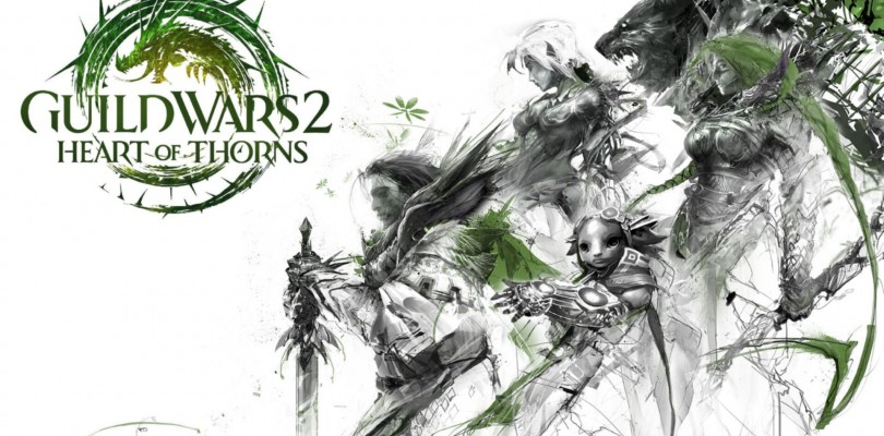 Guild Wars 2: Heart of Thorns y Guild Wars 2: Llega la actualización de invierno