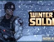 Winter Soldier es el nuevo heroe en llegar al universo de Marvel Heroes 2015
