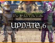 The Elder Scrolls Online: Próximas características en la Update 6