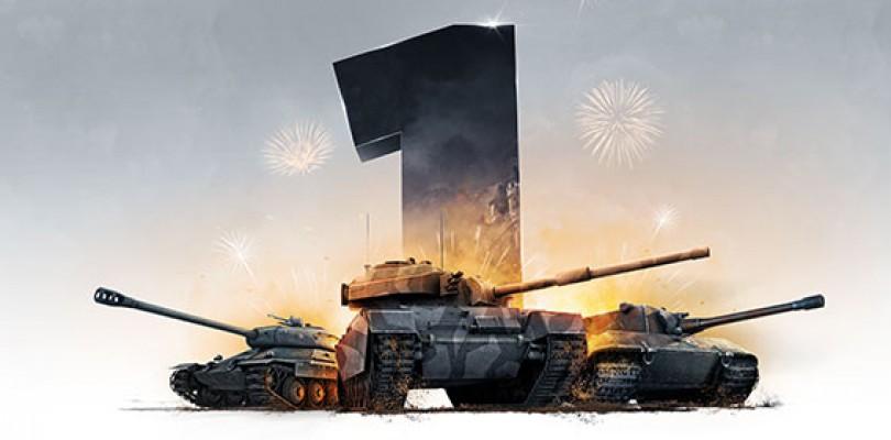 World of Tanks: Xbox 360 Edition celebra su primer aniversario