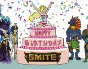SMITE: Todos los dioses gratis este fin de semana por el primer aniversario