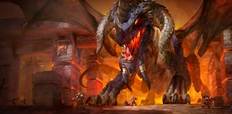 Hearthstone: La Montaña Roca Negra arderá el 3 de abril