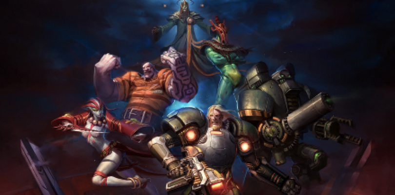 El MOBA Games of Glory arranca la fase de acceso anticipado en Steam