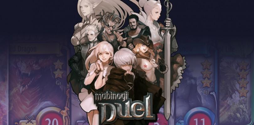 Mabinogi Duel: Comienza la beta de la versión para Android