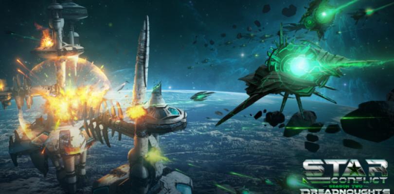 Star Conflict: Llegan los Dreadnoughts y la carrera por construirlos