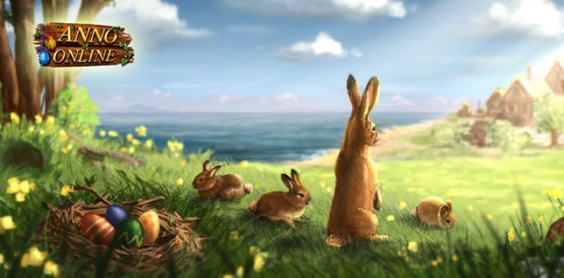 Comienza el evento de Pascua en ANNO Online