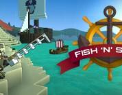 Trove: El avance de Fish 'N' Ships