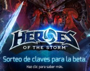 ¡Sorteamos 175 claves para la beta europea de Heroes of the Storm!
