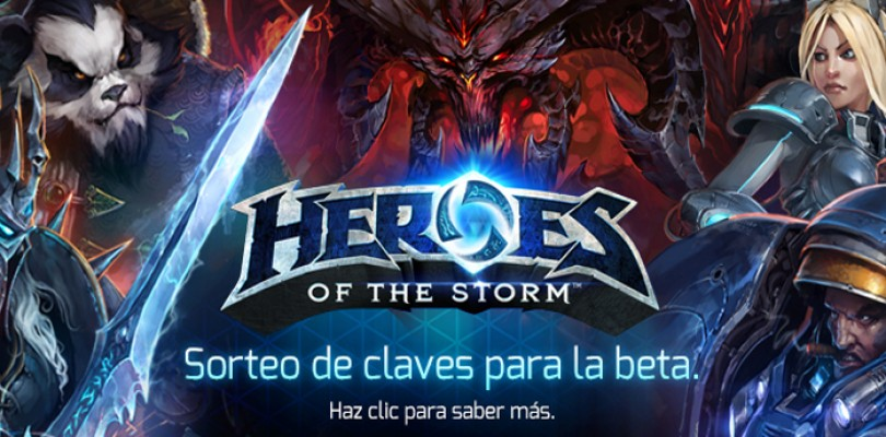 ¡Sorteamos 150 claves para la beta europea de Heroes of the Storm!