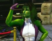 She-Hulk y nuevos modos de juego llegan a Marvel Hereos 2015