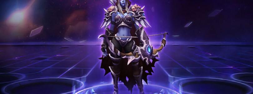 Heroes of the Storm: Llegan Sylvanas y La Tumba de la Reina Araña