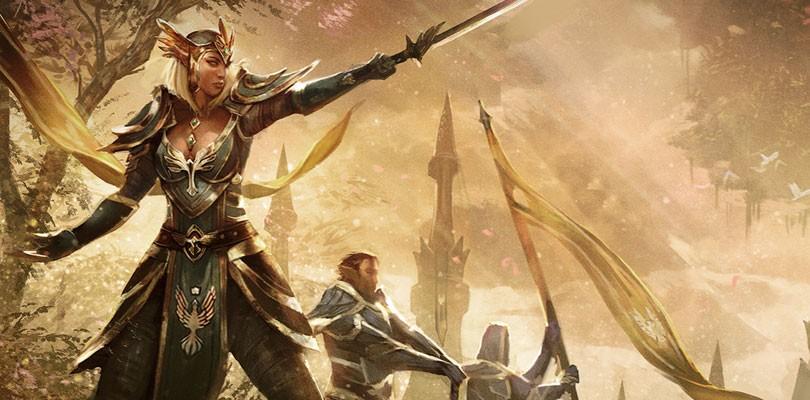 "Elder Scrolls Online: La beta ""pública"" en PS4 empieza mañana"