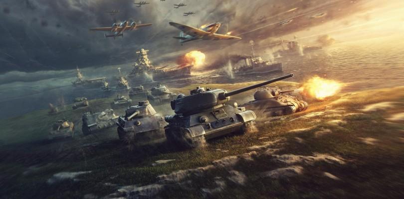 Wargaming anuncia la actualización 9.14 de World of Tanks