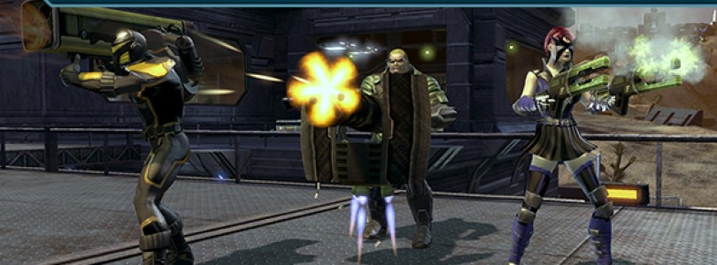 DC Universe Online: Los poderes de «Munition» ya disponibles