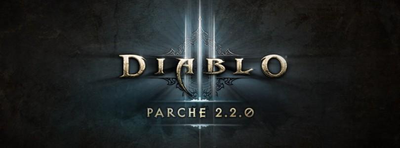 Diablo III: Actualización 2.2.0 ya disponible