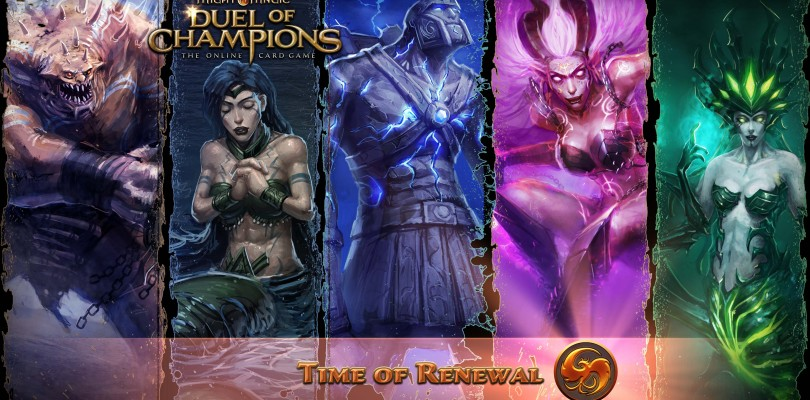 Might & Magic Duel of Champions: Nuevas cartas de expansión