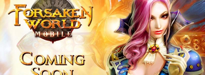 Forsaken World Mobile: Primer vídeo gameplay revelado
