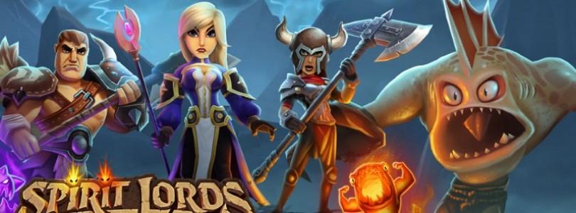 Spirit Lords: El nuevo RPG de Kabam para dispositivos móviles