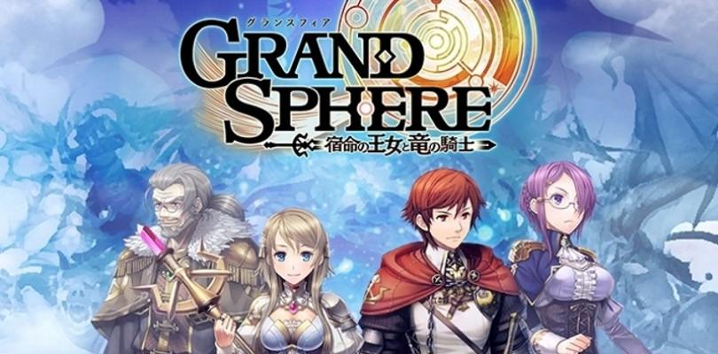 Grand Sphere: Lo nuevo de los desarrolladores de Bravely Default
