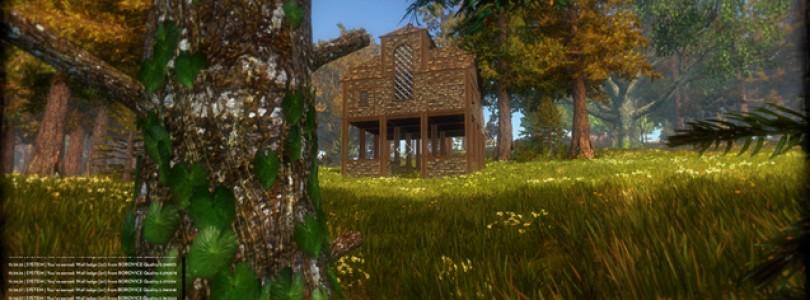 Novus Inceptio: Nuevo MMO indie de supervivencia
