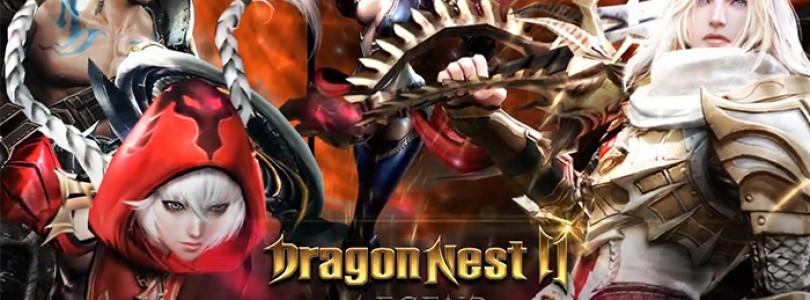 Dragon Nest II: Legend – Anunciado como MMO para móviles