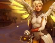 Nuevo vídeo con 12 minutos jugando a Overwatch con el personaje de Mercy