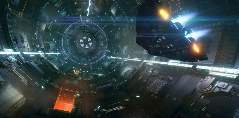 Elite Dangerous prepara un memorial para honrar a Carrie Fisher