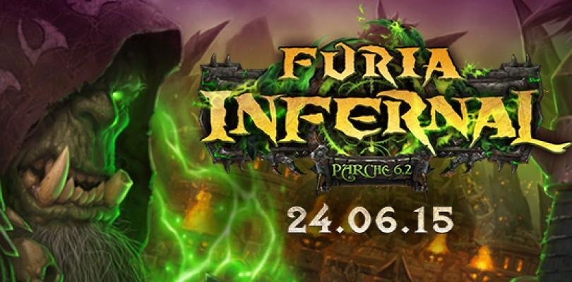 World of Warcraft: Parche 6.2, calendario y tráiler