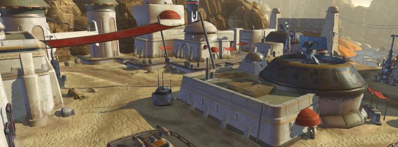 Star Wars The Old Republic: Más casas en el servidor de pruebas