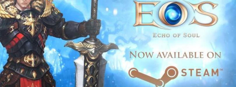 Echo of Soul ahora también disponible mediante Steam